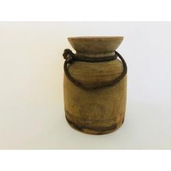 Himachal pot old natural +/- 30cm