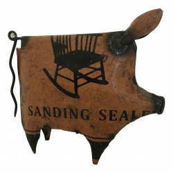 Pig old iron S