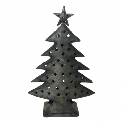 Xmas tree antique gold H40cm