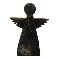 Wooden angel 21x28cm(5542)