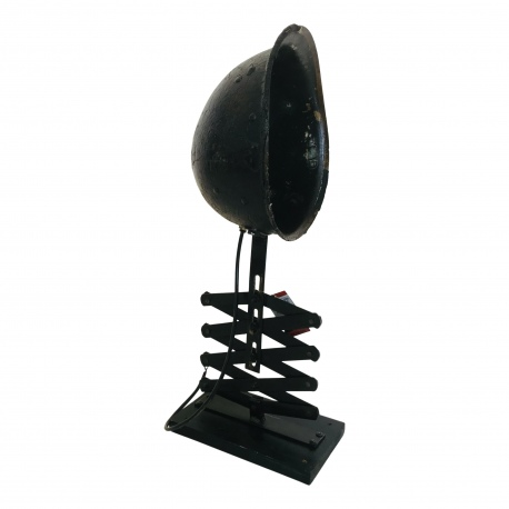 Wall Helmet lamp extendable(5558)
