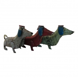 Iron dog small 30cm