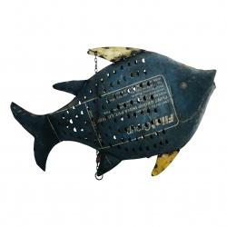 Big fish old iron 80x52cm