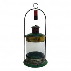 Lantern recy.iron D20H47cm