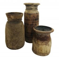 Candleholder pot