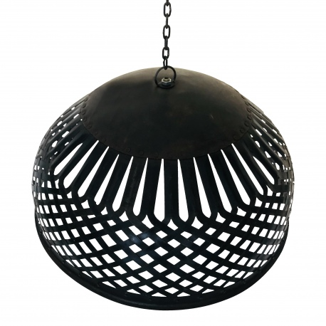 Cage lampshade 45xH26cm
