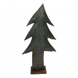 Iron tree L 53x106cm(5683)