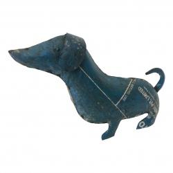 Old iron dog