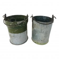 Iron bucket bomb D19H28cm