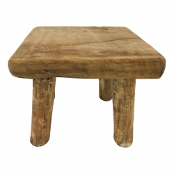 Table teak abstract