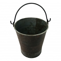 Small iron bucket(5722)