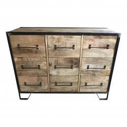 Seva 9-drawer cabinet(5825)