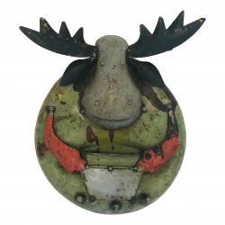 Wallhanger moose hooks(5995)