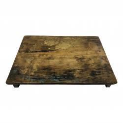 Wooden tea table small(7796)