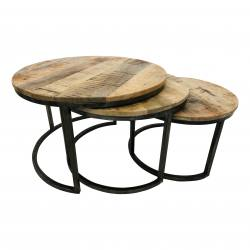Table set/3 rusty (5940)