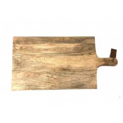 Cuttingboard mangowood, 40x80cm