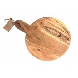 Cuttingboard round 30x40cm(5536)