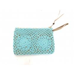 Wallet turquoise )3278'