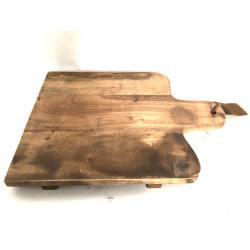 Cuttingboard recycl. wood 40x30cm