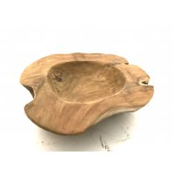 Bowl teak D40cm(3126)