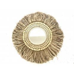 Mirror grass beads D50cm